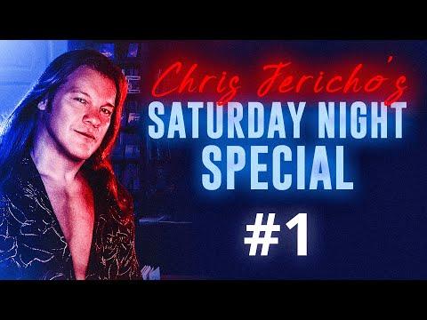 Chris Jericho's Saturday Night Special #1 (facebook.com/chrisjericho)