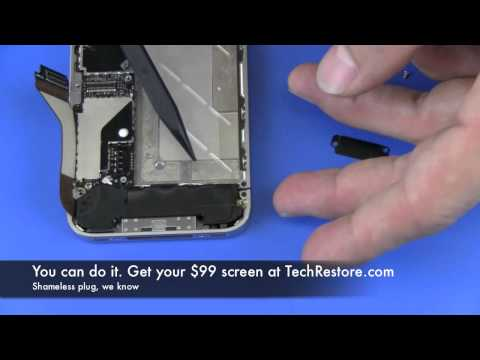 Iphone Screen Replacement Take Apart Dis Embly By Techrestore