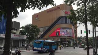 XE BUÝT HÀ NỘI THÁNG 5/2020 QUA VINCOM CENTER PHẠM NGỌC THẠCH - HÀ NỘI/ HANOI CITY BUSES MAY 2020