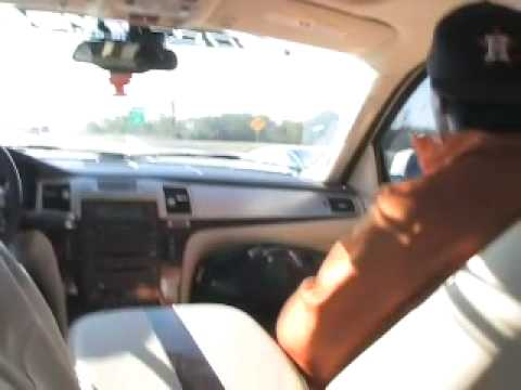 Chamillionaire Shows You How To Ride On ThanksGiving
