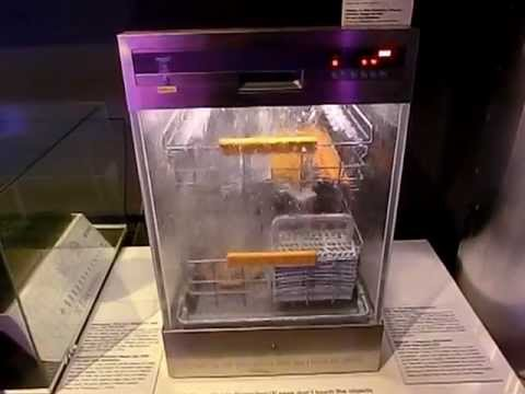 How a dishwasher works!