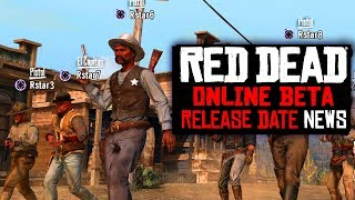 Red Dead Online - RELEASE DATE NEWS, LEAKED HOUSES & MORE TO COME...