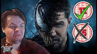 3 Reasons why VENOM'S PG-13 rating will affect the film