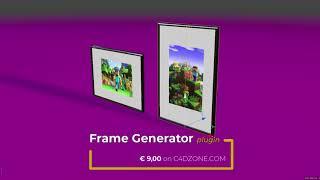 The Frame Generator Plugin