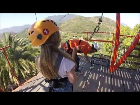 Las Cañadas Canopy Tour - Ensenada, Mexico - May 3, 2016  1 of 4