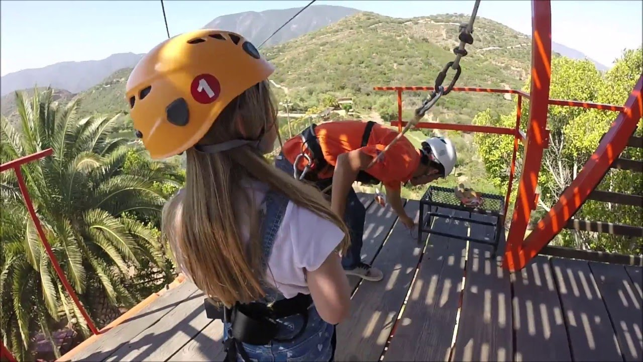 Las Ca 241 Adas Canopy Tour Ensenada Mexico May 3 2016 1