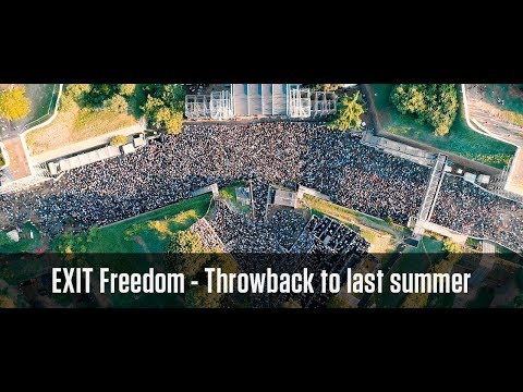 EXIT Freedom 2018 | Official Aftermovie