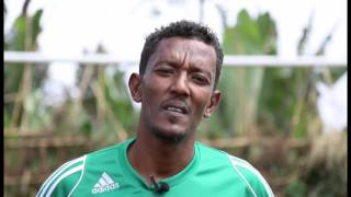 Kolel Show On Nahoo Tv -Interview With Former Ethiopian National Football Player - Ashenafi Girma
