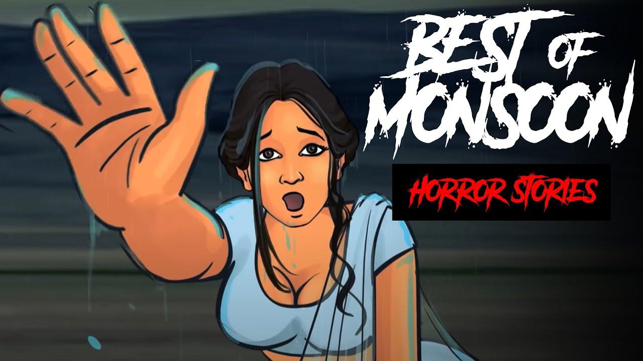 Monsoon Horror Stories In Hindi | सावन का भूत | Hindi Bhootiya Kahaniyan | Khooni Monday
