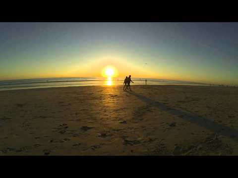 Sunset at Cable Beach, Broome - Time-lapse