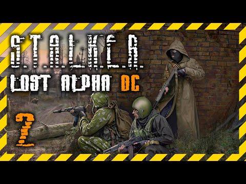 S.T.A.L.K.E.R. Lost Alpha DC прохождение 2 ☢ DC Walkthrough