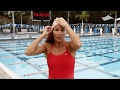Swimming 101: How to Put on a Swim Cap