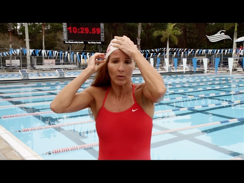 Swimming 101: How To Put On A Swim Cap
