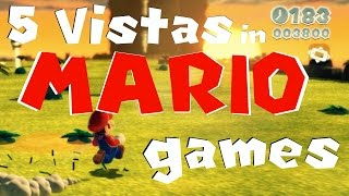 5 BEAUTIFUL MARIO VISTAS - Good Morning Gamer