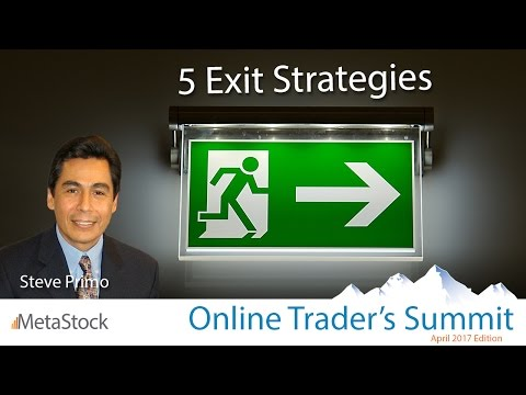 Five Exit Strategies That Will Change the Way You Trade