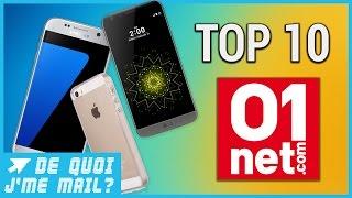 Le top 10 des produits de l'année de 01Net   DQJMM (1/3)