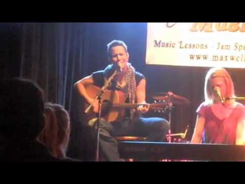 Dane Hartsell  Addictive Live @ Maxwell's Music House Waterloo Ontario April 1st 2009