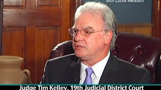 Judge, Tim Kelley, discusses the differences between District Courts and the Supreme Court