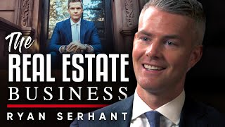 THE BEAUTY OF CAPITALISM: Ryan Serhant Talks About The Discipline It Takes To Be A Real Estate Agent