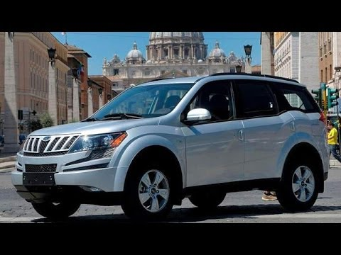 Mahindra Xuv 500 With Automatic Transmission Launch By 2015