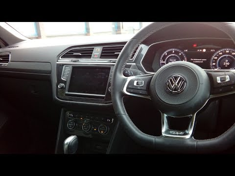 VW Touareg 2010 - 2018 how to fit front & rear dash cams with 24hrs recording