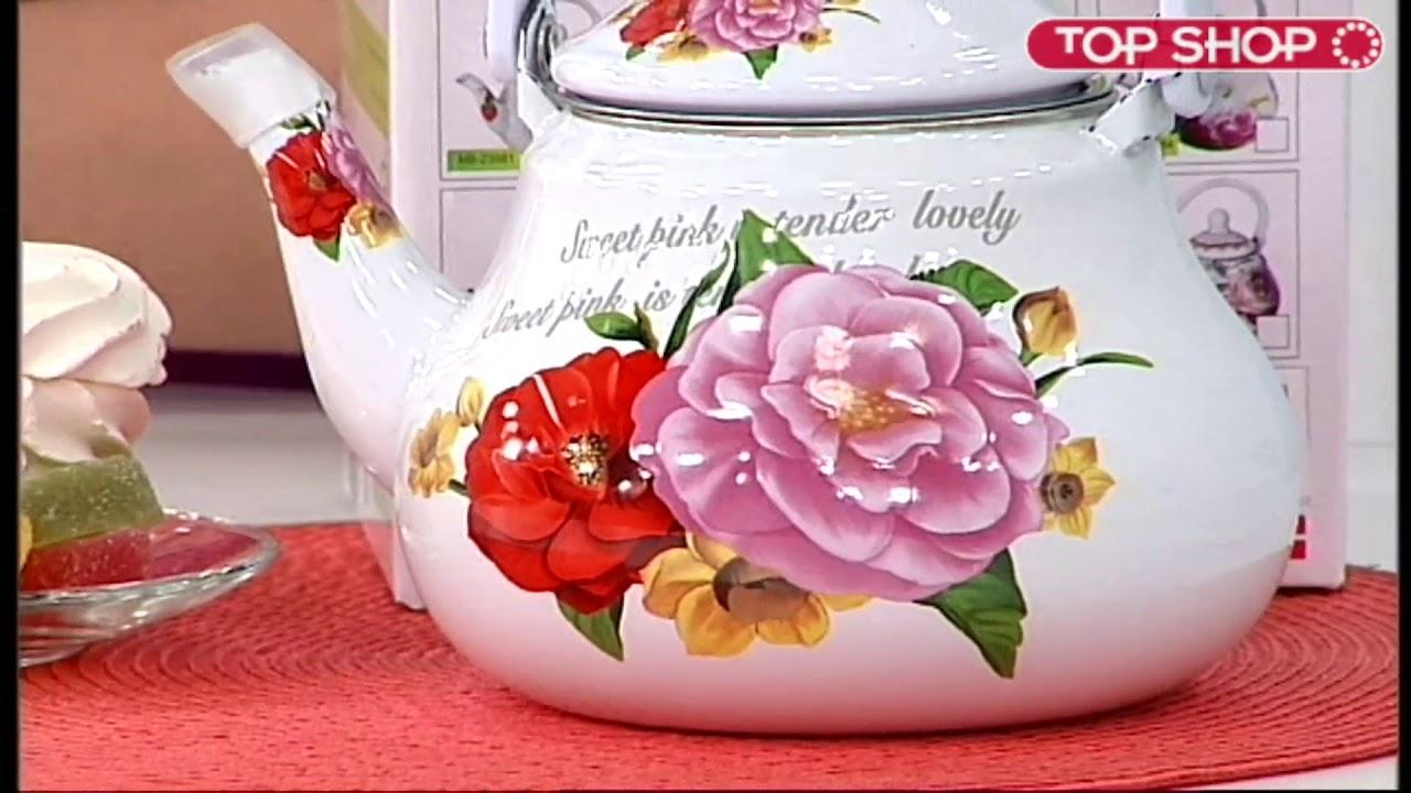 Купить эмалированные чайники со свистком для газовой плиты и электроплиты на 1, 3, 5 литров ✓ низкие цены ✓ доставка по украине ✓ опт по запросу. Чайник эмалированный 3,5л 2713/2 лимон/грушка тм epos 210 грн. Чайник со свистком на 2,5л прованс metrot сербия / metalac 173294 655 грн.