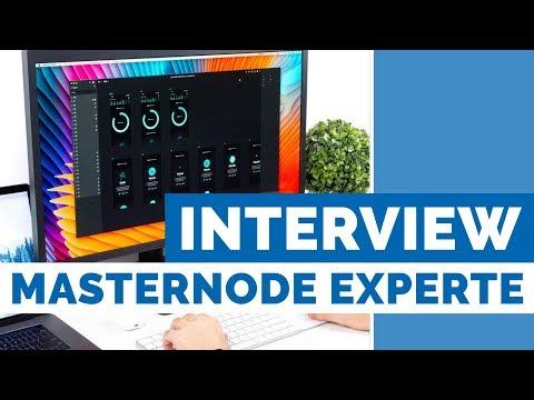 Interview mit Masternode Experten