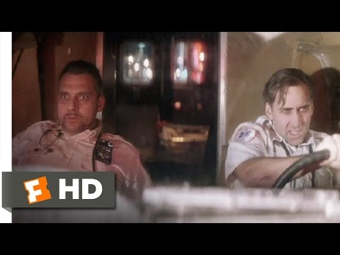 Bringing Out the Dead (8/9) Movie CLIP - The City's Burning (1999) HD