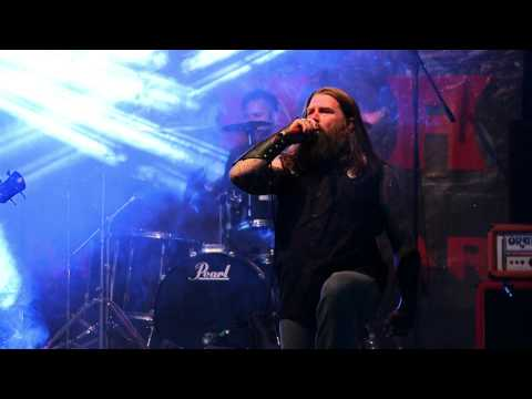 Piss Viper - Invoke The Black - Bloodstock 2015