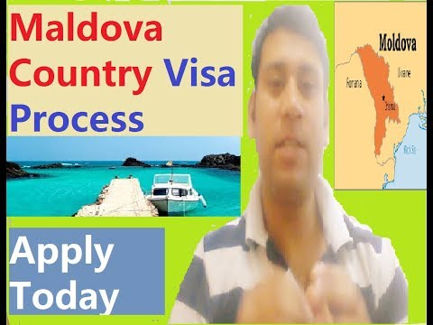 Moldova Visa (Full Process)