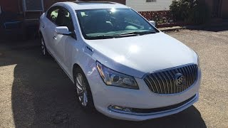 2015 Buick LaCrosse - Review