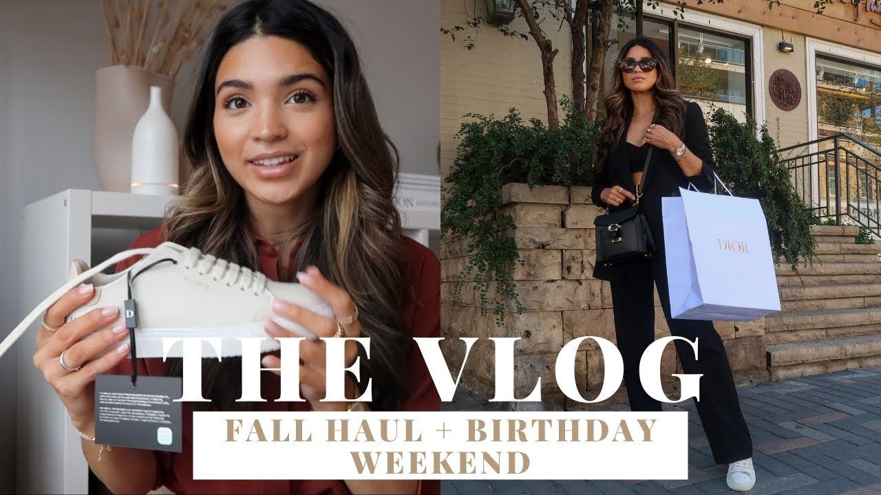 Download FALL HAUL + BIRTHDAY WEEKEND VLOG | VLOG |Samantha Guerrero