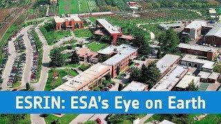 ESRIN: ESA