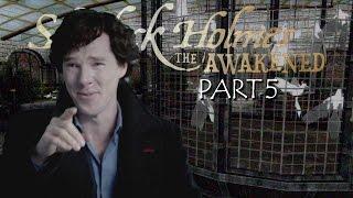 Шерлок Холмс и секрет Ктулху - Свободу попугаям. Часть 5