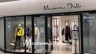 Massimo Dutti 코엑스ㅣ마시모뚜띠 신상 아우터…