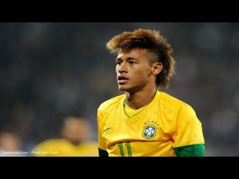 NEYMAR Brazilian Star / Skills & Tricks 2011-2012  /