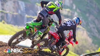 Pro Motocross Round No. 4 High Point | EXTENDED HIGHLIGHTS | 6/15/19 | Motorsports on NBC