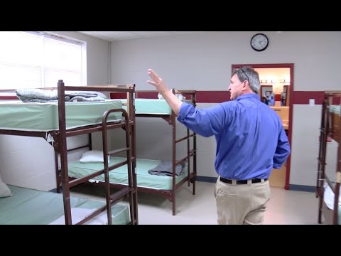 ONE PAYCHECK AWAY: Salvation Army has dorms for those who find themselves homeless