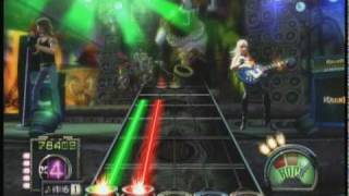 Rock And Roll All Nite 100% FC Expert Guitar Hero 3 XBOX 360