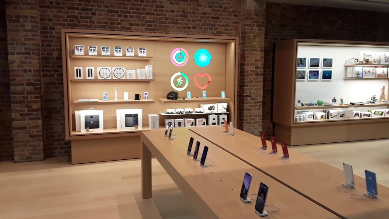 New Apple store # Covent Garden (UK) London