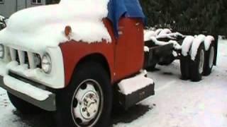Studebaker 7E45 Diesel Truck