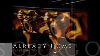 """Already home"" classical guitar original/Hanika custom/Thomastik KR 116"