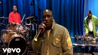 Akon I Wanna Love You AOL Sessions