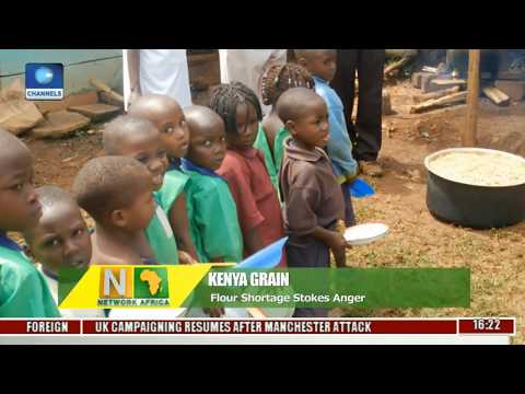 Network Africa: UN Heads Call For Peace In South Sudan Over Severe Hunger
