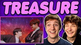 Treasure Special Dance Challenge Hits Compilation Reaction Chuseok Ver