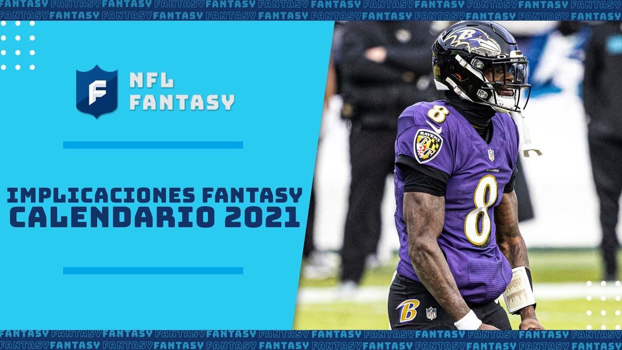 Las implicaciones del NFL Fantasy con el nuevo calendario de 18 semanas | NFL Fantasy
