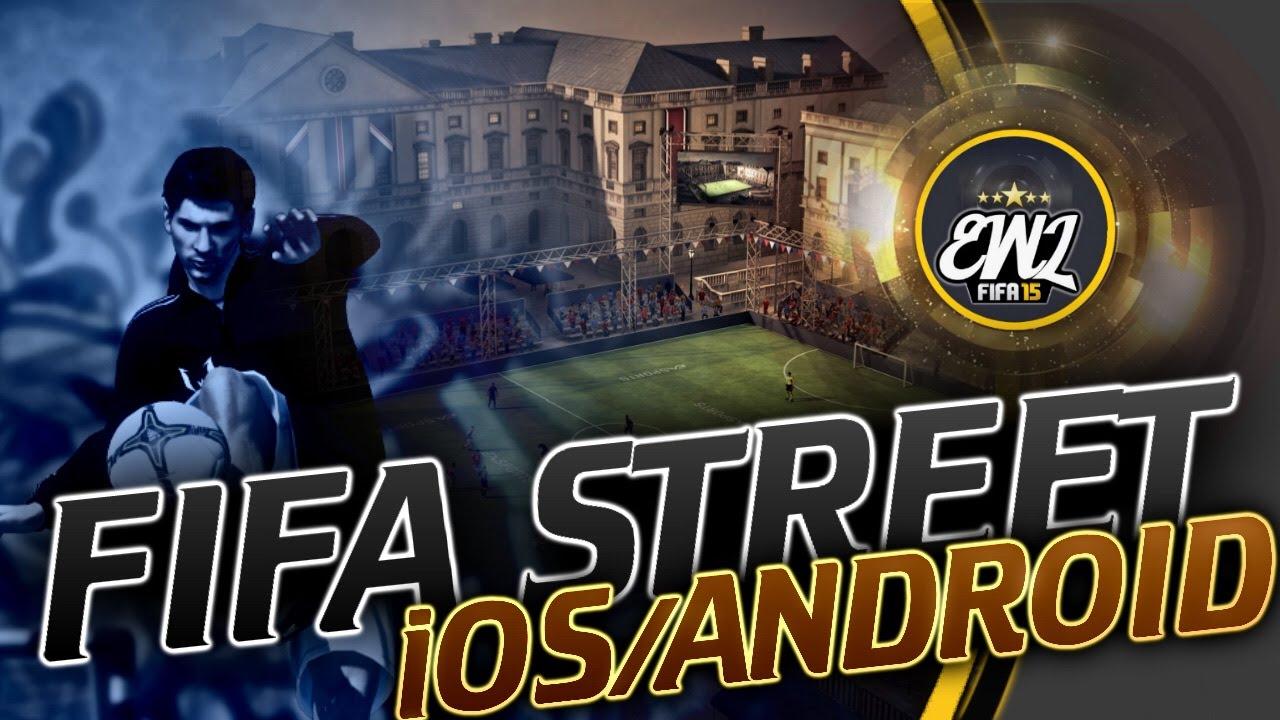 Скачать Fifa Street на Android