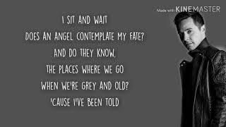 David archuleta - angels lyrics