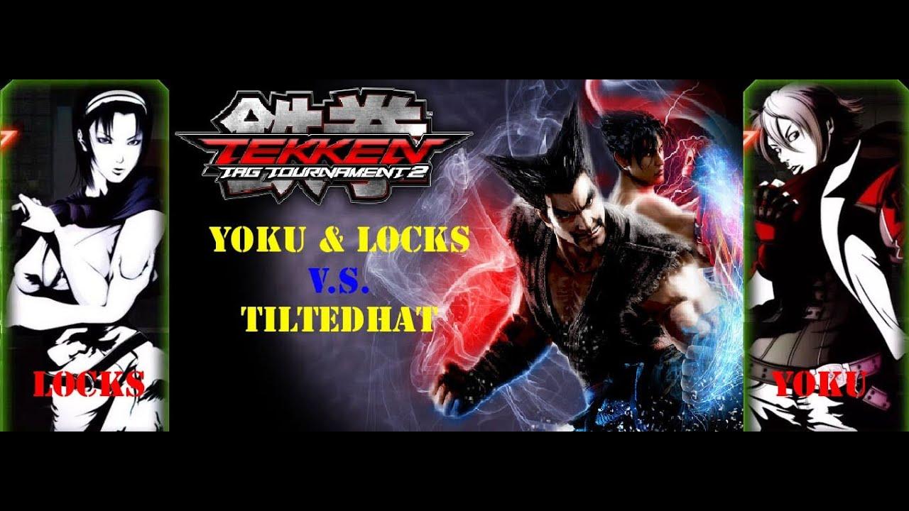 Tekken Tag Tournament 2 Yoku Locks Leo Jun Vs Tiltedhat Bruce Steve Youtube