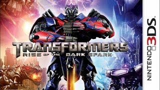 Transformers Rise of the Dark Spark Gameplay {Nintendo 3DS} {60 FPS} {1080p}